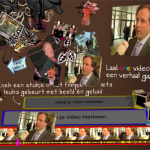 Senna: screenshot of video inpoint selection
