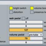 M4L Pod2 Device: interface